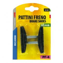 92184 PF-4, Pattini freno -...