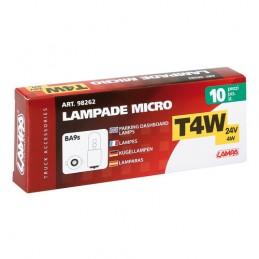 24V Lampada micro - T4W -...